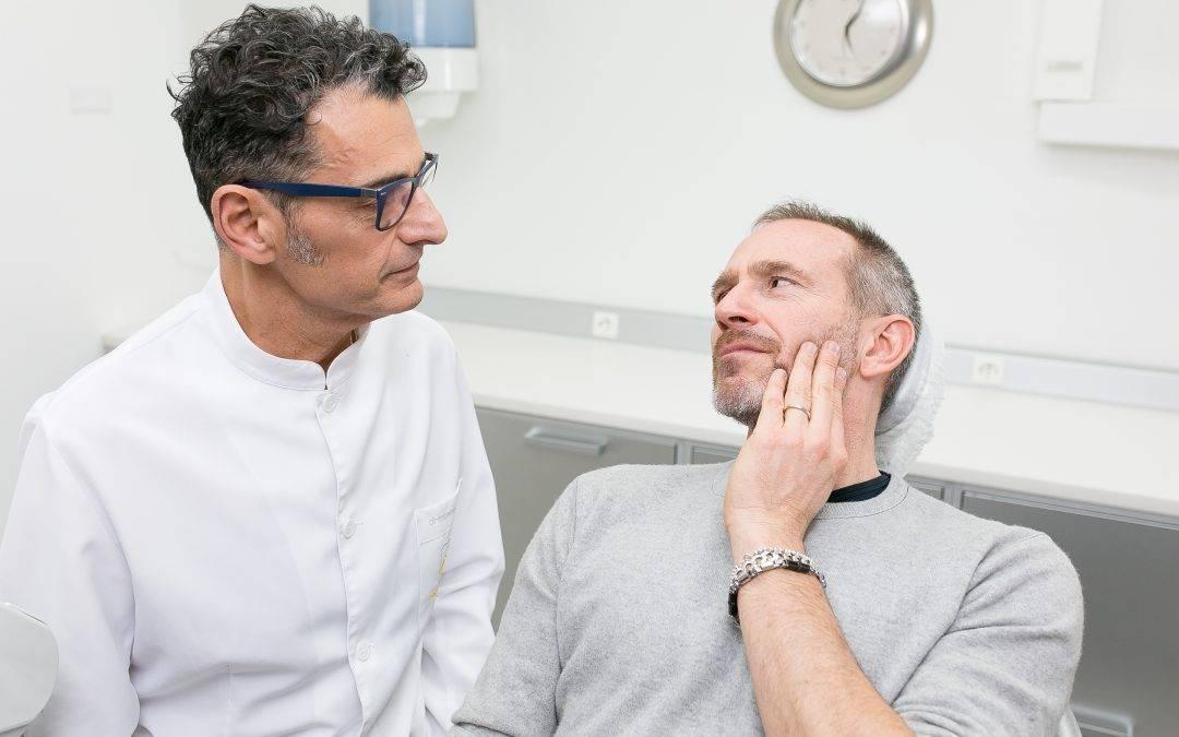 Cura delle parodontopatie